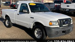 2008 Ford Ranger S Model 108