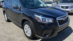 2019 Subaru Forester Base