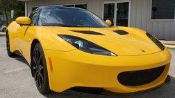 2011 Lotus Evora 2+2