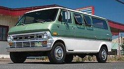 1971 Ford club wagon custom