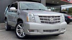 2010 Cadillac Escalade Hybrid Platinum Edition