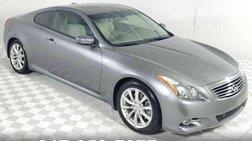 2011 Infiniti G37 Coupe G37