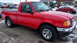 2002 Ford Ranger Short Bed