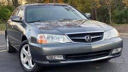 2003 Acura TL 3.2 Type-S