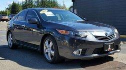 2013 Acura TSX w/Premium