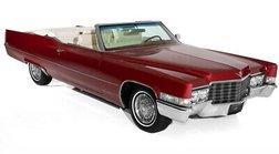 1969 Cadillac DeVille Convertible 472ci Loaded!