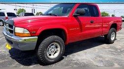 1998 Dodge Dakota Club Cab 4WD