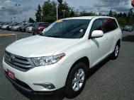 2013 Toyota Highlander AWD Base 4dr SUV