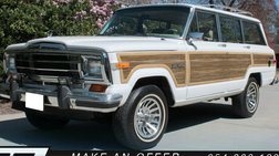 1990 Jeep Grand Wagoneer Base