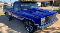 1983 Chevrolet C/K 10 Series Short Bed