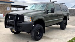 2001 Ford Excursion Limited