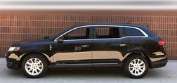 2019 Lincoln MKT Town Car Livery Fleet