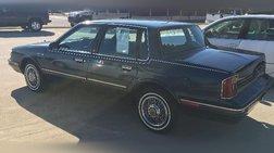 1987 Oldsmobile Cutlass Ciera Base