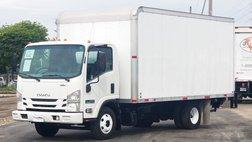 2015 Isuzu 16' Dry Box with 1500 Lbs lift gate