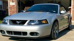 2003 Ford Mustang SVT Cobra COBRA SVT