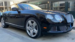2013 Bentley Continental GT Mulliner