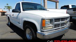 1998 Chevrolet C/K 1500 Reg. Cab W/T 6.5-ft. bed 2WD