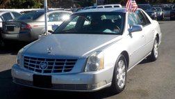 2009 Cadillac DTS 4dr Sdn w/1SC