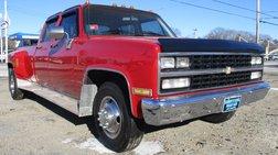 1991 Chevrolet C/K 3500 Crew Cab 2WD