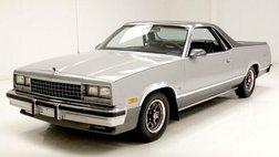 1986 Chevrolet El Camino SS