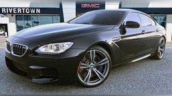 2014 BMW M6 Gran Coupe