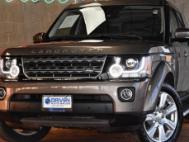 2015 Land Rover LR4 HSE