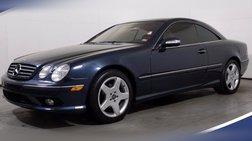 2004 Mercedes-Benz CL-Class CL 500