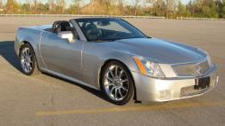 2008 Cadillac XLR-V Supercharged