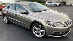 2013 Volkswagen CC Sport Plus