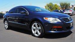 2012 Volkswagen CC Lux Plus