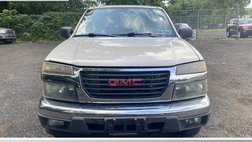 2007 GMC Canyon SL Pickup 4D 6 ft
