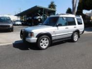 2004 Land Rover Discovery HSE