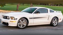 2007 Ford Mustang GT/CS California Special