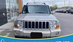 2007 Jeep Commander Overland
