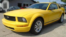 2006 Ford Mustang Premium