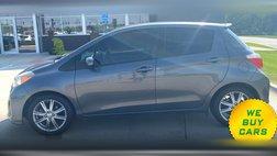 2014 Toyota Yaris SE 5-Door AT