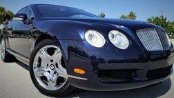 2004 Bentley Continental GT Turbo