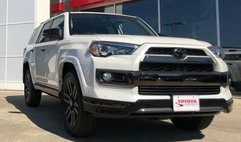 2019 Toyota 4Runner Limited Night Shade