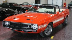 1969 Ford Mustang SHELBY, GT 350, GT 500, KR, SUPER SNAKE, MUSTANG