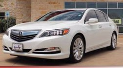 2014 Acura RLX w/Advance