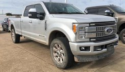 2017 Ford Super Duty F-250 Platinum
