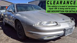 1996 Oldsmobile Aurora Base