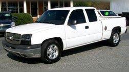 2004 Chevrolet Silverado 1500 Ext. Cab Long Bed 2WD