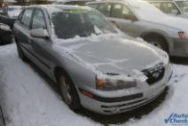 2004 Hyundai Elantra GT