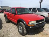 2003 Chevrolet  Ext. Cab Short Bed 4WD