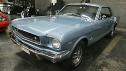 1965 Ford Mustang A-CODE 4-SPEED
