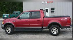 2003 Ford F-150 4WD SuperCrew 139