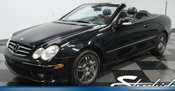 2004 Mercedes-Benz CLK-Class CLK 55 AMG