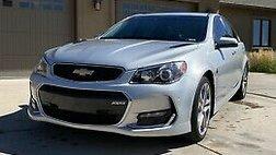 2017 Chevrolet SS Base