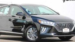 2020 Hyundai Ioniq Plug-In Hybrid SEL